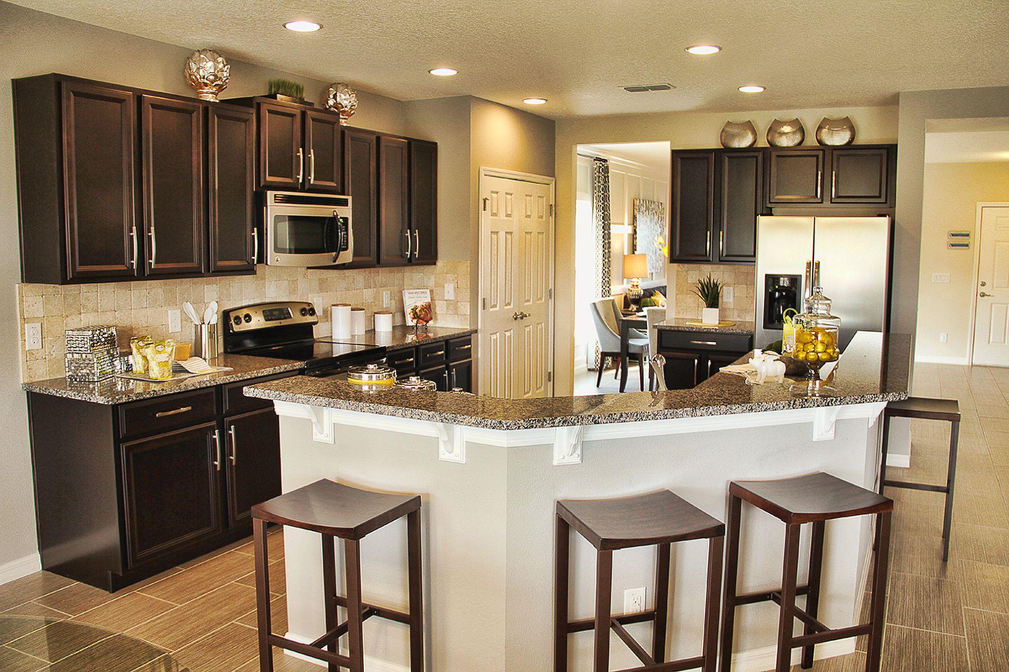 Westmorly kitchen Marbella Resort Davenport, Florida